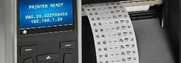 Produkte Barcode Drucker