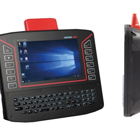 Staplerterminal von Advantech DLoG DLT-V4108