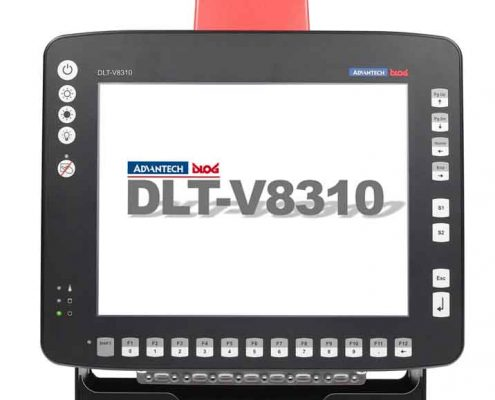 DLoG DLT-V83 Staplerterminal von Advantech