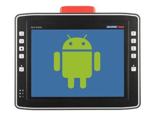 Staplerterminal DLoG DLT-V72 auch mit Android verfügbar