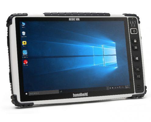 Industrietablet Handheld Algiz 10X