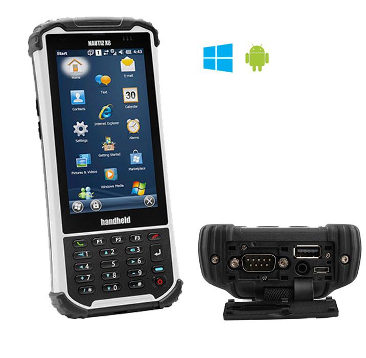 Handheld Nautiz X8 Image