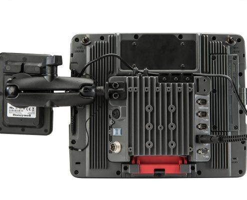 Staplerterminal von Honeywell Thor VM3