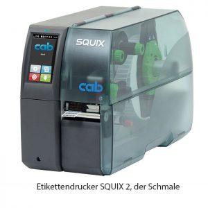 Barcodedrucker cab SQUIX 2
