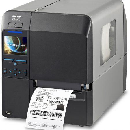 Sato CLNX Serie Barcodedrucker