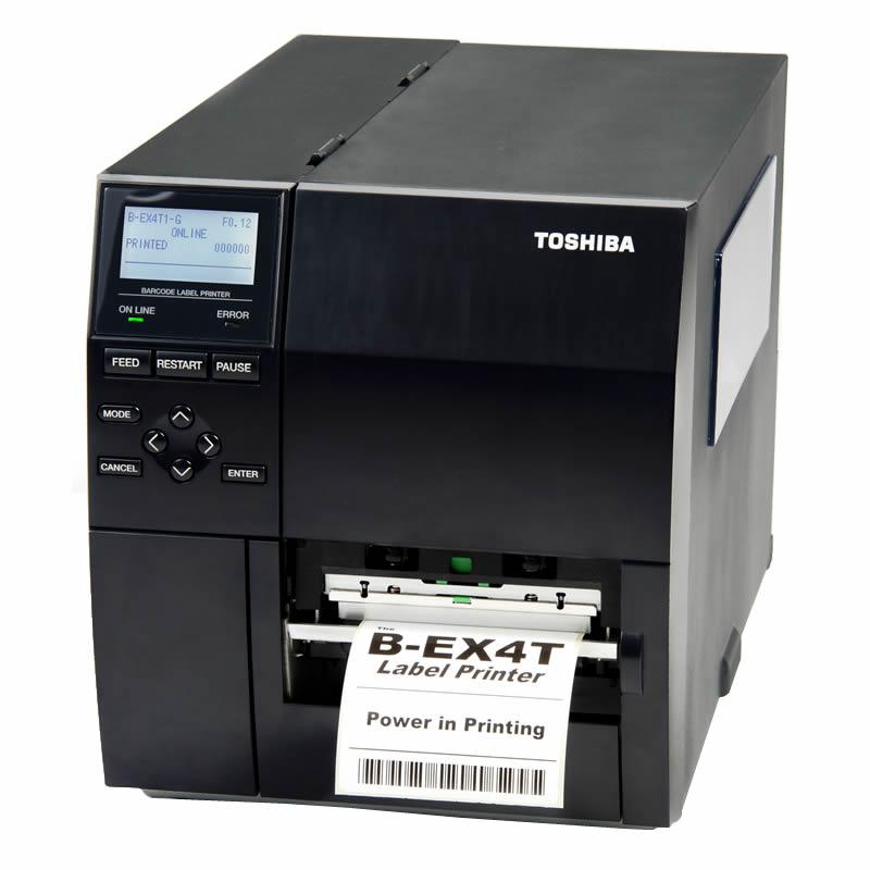 Toshiba B-EX4T1 Barcodedrucker