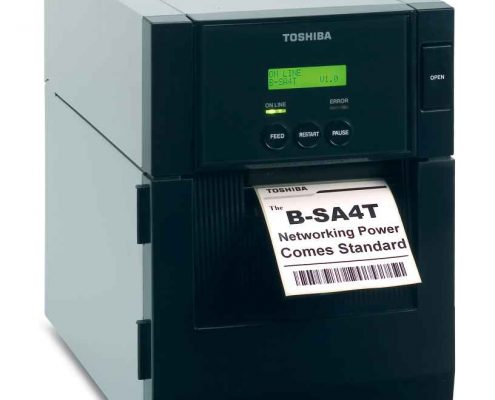 Toshiba B-SA4TM mit Metallgehäuse