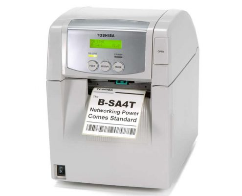Toshiba B-SA4TP Barcodedrucker