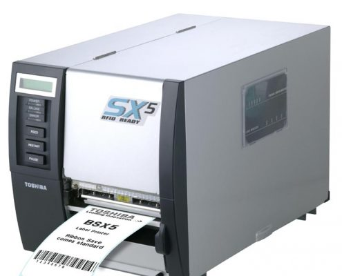 Toshiba BSX5 Barcodedrucker