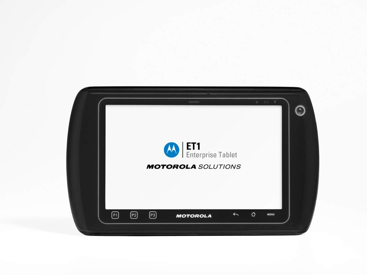 Zebra ET1 Tablet Image