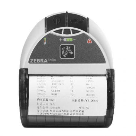 Zebra EZ320 Barcodedrucker