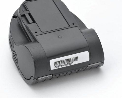 Barcodedrucker von Zebra EZ320