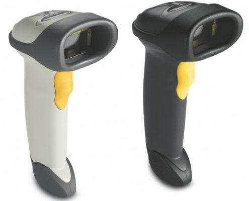 Zebra LS2208 Barcodescanner