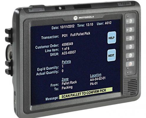 Zebra VC70N0 Staplerterminal