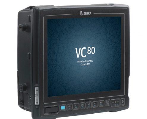 VC80 Staplerterminal von Zebra