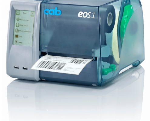 cab EOS1 Barcodedrucker