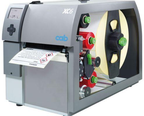 cab XC Serie Barcodedrucker