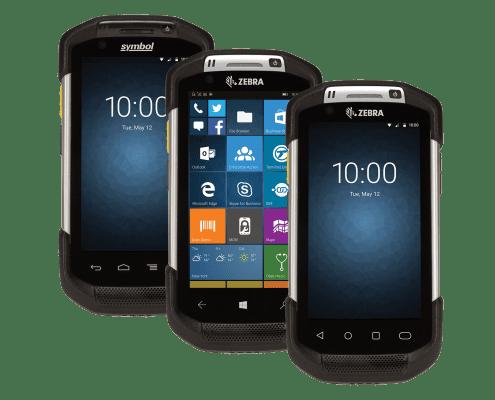 Zebra TC70/75 mit Android oder WIndows 10