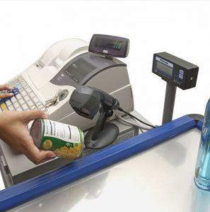 Handscanner im EInzelhandel