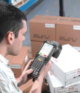 Mobile Datenerfassung mit RFID Technologien