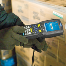 Mobile Datenerfassung in der TK-Logistik