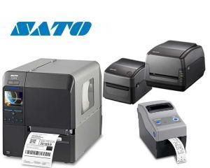 Sato Barcodedrucker Image
