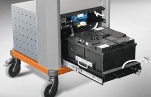 isWorkstation Batterieauszug