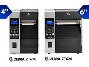 Die neuen Industrie Etikettendrucker von Zebra