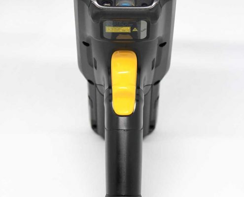 Zebra MC33 mit Pistolgrip