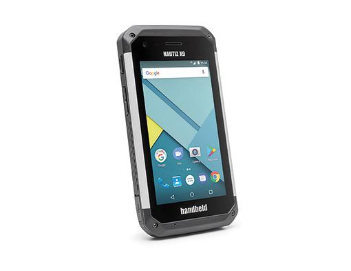 Handheld Nautiz X9 Image