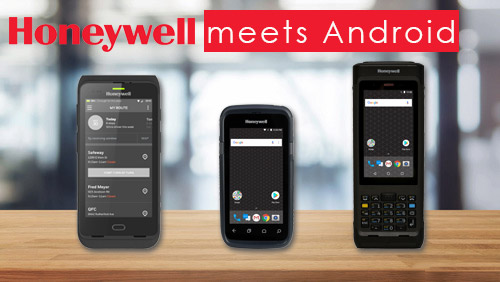 Honeywell meets Android