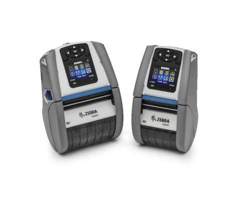 Mobildrucker für den Gesundheitsbereich, Zebra ZQ600HC