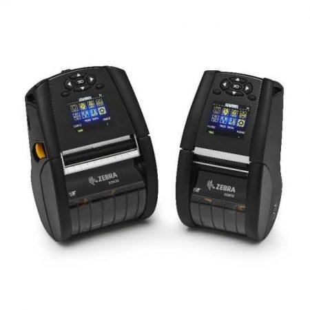 Zebra ZQ600 - Robuste mobile Etikettendrucker