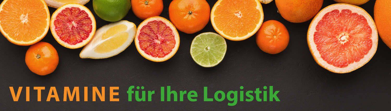 Vitamine für Ihre Logistik durch Barcodelösungen von Integer