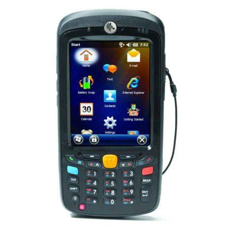 Zebra MC55x für die mobile Datenerfassung