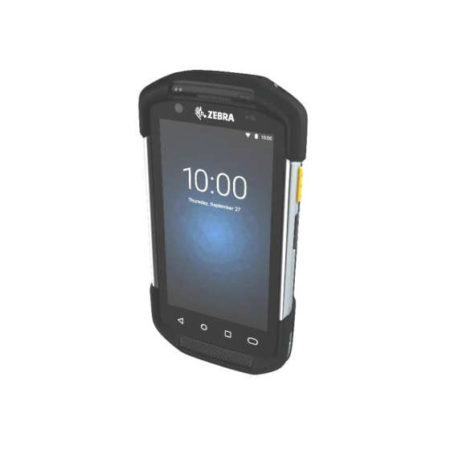 Mobile Datenerfassung mit dem Zebra-Mobilcomputer TC72