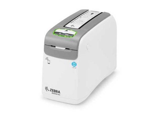 Zebra ZD510 HC Seitenansicht