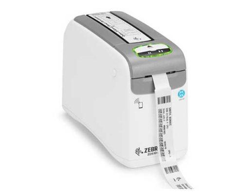 Zebra ZD510 HC mit Druck