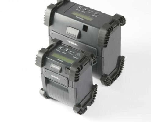 Toshiba B-EP, mobiler Etikettendrucker
