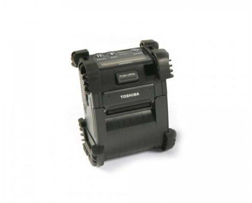 Toshiba B-EP2DL, mobiler Etikettendrucker
