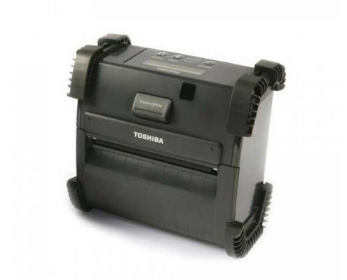 Toshiba B-EP4DL mobiler Etikettendrucker