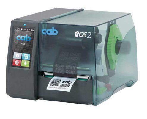 Barcode Etikettendrucker cab EOS2