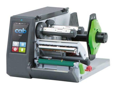 Barcode Etikettendrucker cab EOS2 im Detail