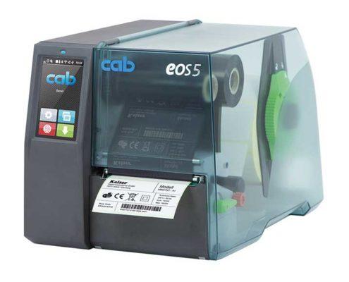 Barcode Etikettendrucker cab EOS5