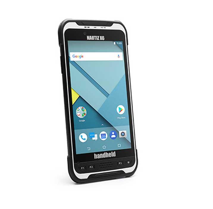 Handheld Nautiz X6 Image