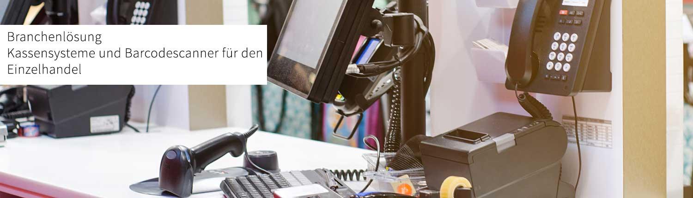 POS - Kassensysteme und BArcodescanner im Einzelhandel