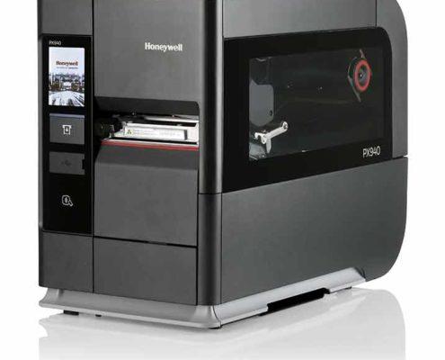 Honeywell PX940 Industrie Barcodedrucker
