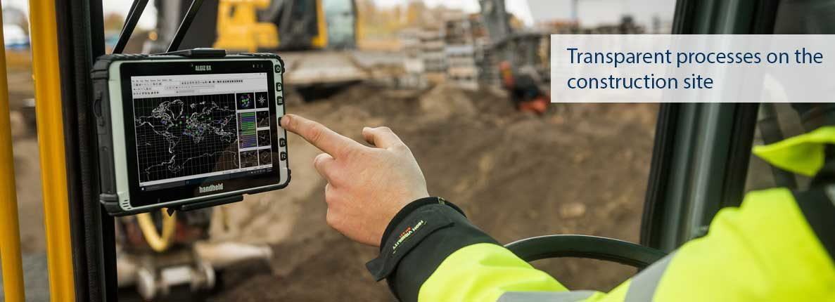 Barcode solutions in the construction industry