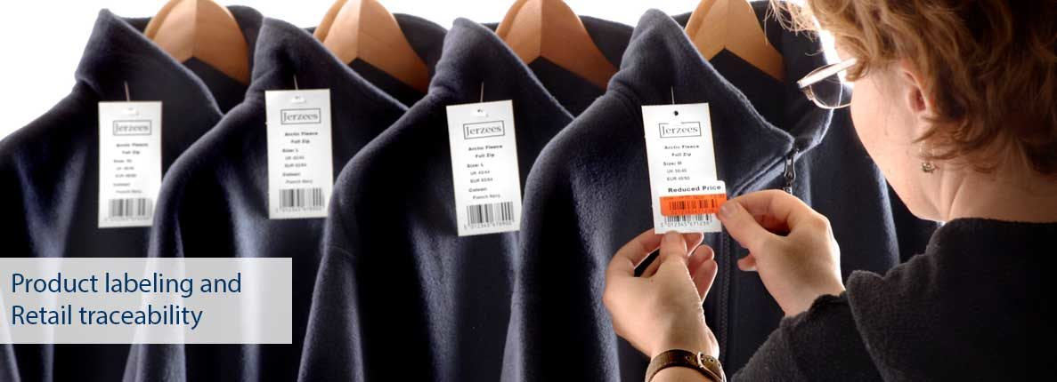 Barcode solutions for retail