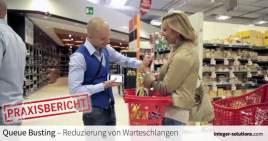 Queue Busting im Einzelhandel